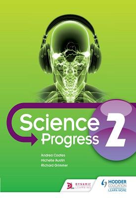 KS3 Science Progress Student Book 2   Michelle Austin, Andera Coates, Richard Grimmer ET   Hodder