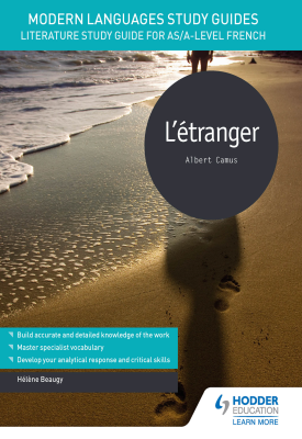 Modern Languages Study Guides: L'étranger | Hélène Beaugy | Hodder