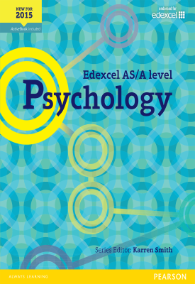 Edexcel AS/A level Psychology | Karren Smith | Pearson