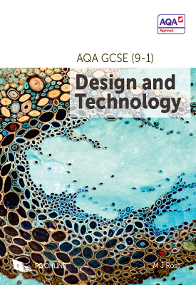 AQA GCSE (9-1) Design and Technology | M J Ross | PG Online
