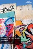 Stimmt! Edexcel GCSE German Foundation Student Book