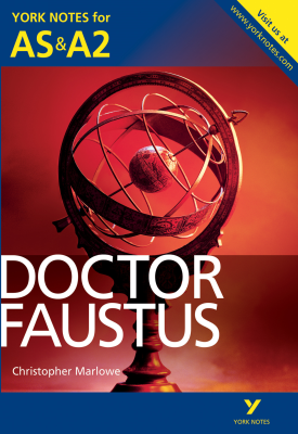 Doctor Faustus: York Notes for AS & A2 | Jill Barker | Pearson