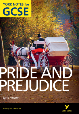 Pride and Prejudice: York Notes for GCSE | Paul Pascoe | Pearson