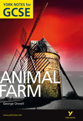 Animal Farm: York Notes for GCSE | Wanda Opalinska | Pearson