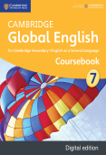 Cambridge Global English Stage 7 Coursebook