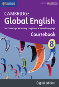 Cambridge Global English Stage 8 Coursebook