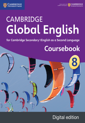 Cambridge Global English Stage 8 Coursebook | Chris Barker, Libby Mitchell, Et al | Cambridge‎