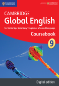 Cambridge Global English Stage 9 Coursebook