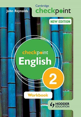 Cambridge Checkpoint English Workbook 2 | John Reynolds | Hodder