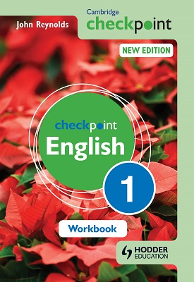 Cambridge Checkpoint English Workbook 1 | John Reynolds | Hodder