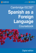 Cambridge IGCSE Spanish as a Foreign Language Coursebook First Edition