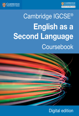 Cambridge IGCSE® English as a Second Language Coursebook | Peter Lucantoni | Cambridge