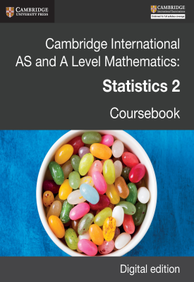 Cambridge International AS and A Level Mathematics: Statistics 2 Revised Edition Coursebook | Steve Dobbs, Jane Miller, Julian Gilbey, Et al | Cambridge‎