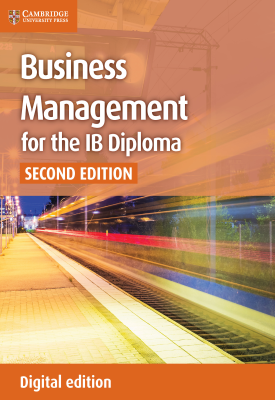 Business Management for the IB Diploma Coursebook | Peter Stimpson, Alex Smith | Cambridge
