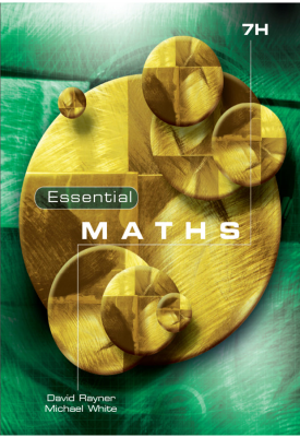 Essential Maths 7H Book | David Rayner, Michael White | Elmwood