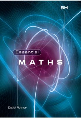 Essential Maths 8H Book | David Rayner | Elmwood