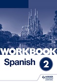 Spanish A-level Grammar Workbook 2