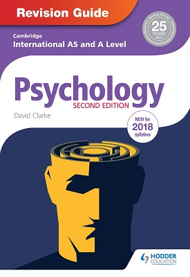 Cambridge International AS/A Level Psychology Revision Guide 2nd edition | Clarke, David | Hodder