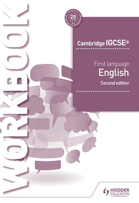 Cambridge IGCSE First Language English Workbook 2nd edition | John Reynolds | Hodder