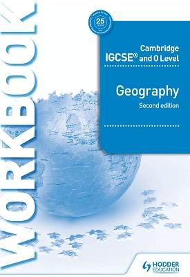 Cambridge IGCSE and O Level Geography Workbook 2nd edition | Paul Guinness; Garrett Nagle | Hodder