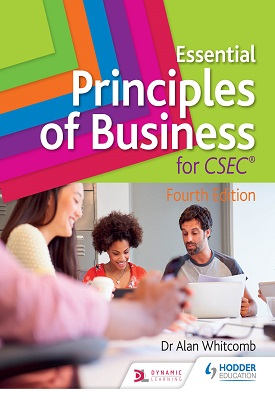 Essential Principles of Business for CSEC: 4th Edition | Alan Whitcomb; Avon Banfield | Hodder