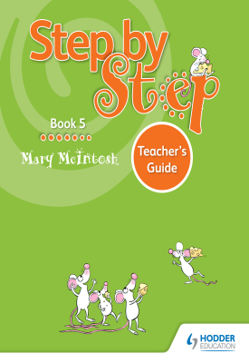 Step by Step Book 5 Teacher's Guide | Mary McIntosh | Hodder