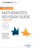 OCR GCSE Maths Foundation: Mastering Mathematics Revision Guide
