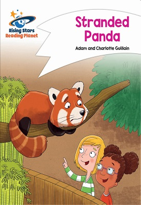 Reading Planet - Stranded Panda - White: Comet Street Kids | Adam and Charlotte Guillian | Hodder
