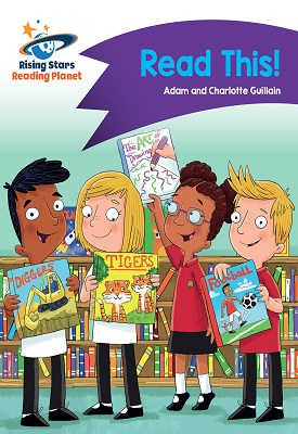 Reading Planet - Read This! - Purple: Comet Street Kids | Adam and Charlotte Guillian | Hodder