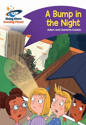 Reading Planet - A Bump in the Night - Purple: Comet Street Kids | Adam and Charlotte Guillian | Hodder
