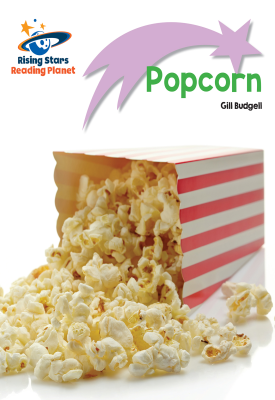 Reading Planet - Popcorn - Lilac Plus: Lift-off First Words | Gill Budgell | Hodder
