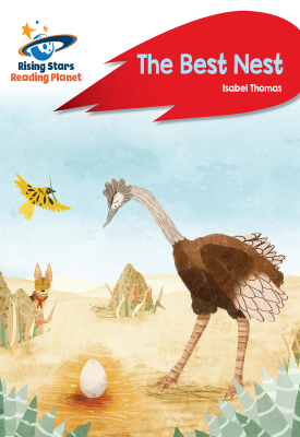 Reading Planet - The Best Nest - Red A: Rocket Phonics | Isabel Thomas | Hodder