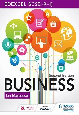 Edexcel GCSE (9-1) Business, Second Edition | Ian Marcouse | Hodder