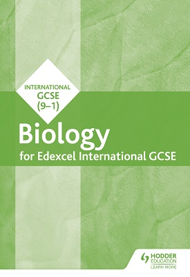 Edexcel International GCSE Biology Workbook | Erica Larkcom, Roger Delpech, Kathy Evans | Hodder
