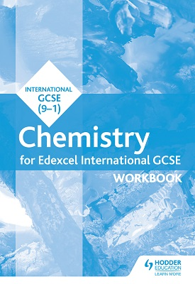 Edexcel International GCSE Chemistry Workbook | Robert Wensley | Hodder