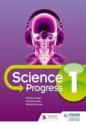 KS3 Science Progress Student Book 1 | Michelle Austin, Andrea Coates, Richard Grimmer | Hodder