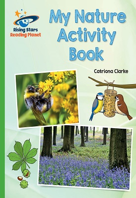 Reading Planet My Nature Activity Book Green: Galaxy | Catriona Clarke | Hodder