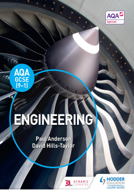 AQA GCSE (9-1) Engineering | Paul Anderson, David Hills-Taylor, Mark Griffiths | Hodder