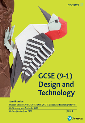 Edexcel GCSE (9-1) Design and Technology Student Book | Trish Colley, Andrew Dennis | Pearson