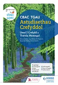 WJEC GCSE Religious Studies: Unit 2 Religion and Ethical Themes Welsh-language edition