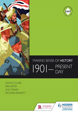 Making Sense of History: 1901-present day | Neil Bates, Alec Fisher | Hodder