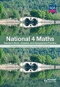National 4 Maths Teacher's Book, Answers and Assessment