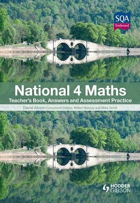 National 4 Maths Teacher's Book, Answers and Assessment | David Alcorn | Hodder