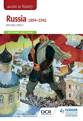 Access to History: Russia 1894-1941 for OCR Second Edition | Michael Lynch | Hodder