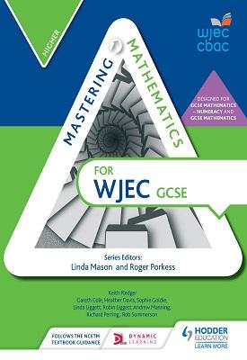 Mastering Mathematics for WJEC GCSE: Higher | Gareth Cole, Heather Davis | Hodder