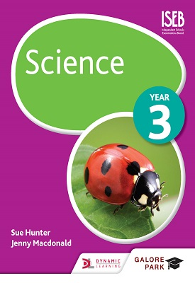 Science Year 3 | Sue Hunter,  Jenny Macdonald | Hodder