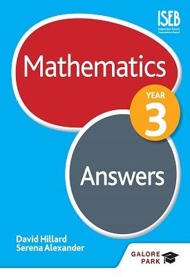 Mathematics Year 3 Answers | David Hillard , Serena Alexander | Hodder