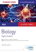 AQA AS/A-level Year 2 Biology Student Guide: Topics 5 and 6