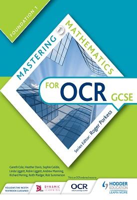 Mastering Mathematics for OCR GCSE: Foundation 1 | Gareth Cole | Hodder