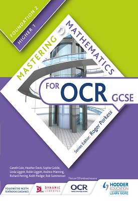 Mastering Mathematics for OCR GCSE: Foundation 2/Higher 1 | Gareth Cole | Hodder